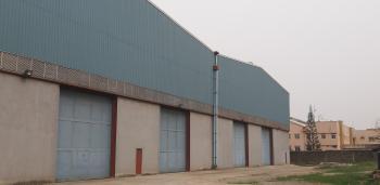 Modern Warehouse of 14,000 Sqft, Alausa Industrial Area, Alausa, Ikeja, Lagos, Warehouse for Rent