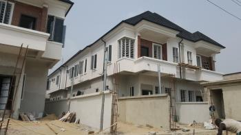 Newly Built and Well Located Luxury 4 Bedroom Semi-detached House with Boys Quarters, Chevy View Estate, Lekki, Lagos, Semi-detached Duplex for Sale