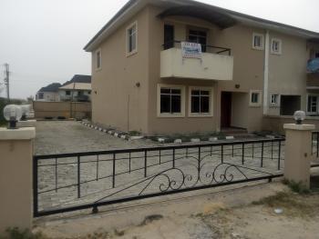 3 Bedroom Terrace Duplex, Corner Piece, Inside Lekki County Homes, Megamound, Ikota Villa Estate, Lekki, Lagos, Terraced Duplex for Rent