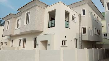 Spacious and New 5 Bedroom Semi Detached House, Lekki Phase 1, Lekki, Lagos, Semi-detached Duplex for Rent