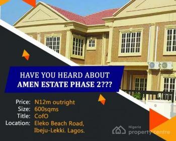 Land for Sale, Eleko, Ibeju Lekki, Lagos, Land for Sale