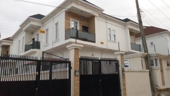 Brand New 4 Bedroom Duplex with a Bq, Near Eterna Filling Station, Agungi, Lekki, Lagos, Semi-detached Duplex for Sale