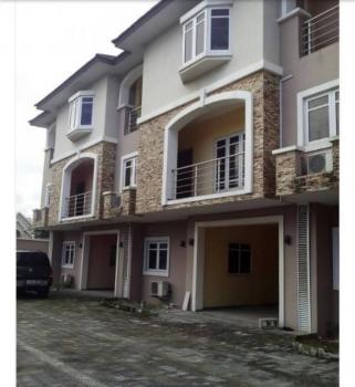 4 Bedroom Self Serviced Terrace Duplex, Oniru, Victoria Island (vi), Lagos, Terraced Duplex for Rent