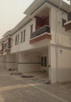 New 4 Bedroom Terraced Duplex, Lekki Conservation Center Road, Lekki, Lagos, Terraced Duplex for Rent