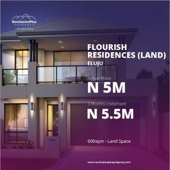 Flourish Residences(estate), By Bogije Town, Eluju, Ibeju Lekki, Lagos, Land for Sale