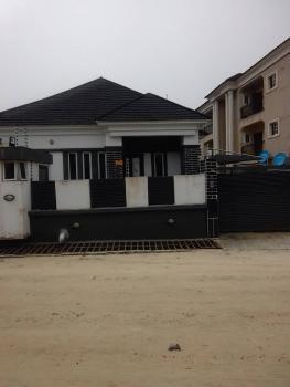 Luxury 3 Bedroom Bungalow with a Room Bq, Divine Home Estate, Thomas Estate, Ajah, Lagos, Detached Bungalow for Rent