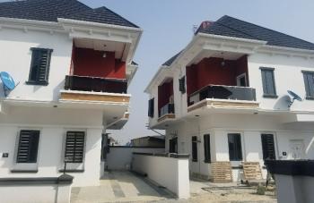4 Bedroom Semi Detached Duplex with a Bq, Off Lekki Conservation Center Road, Lekki, Lagos, Semi-detached Duplex for Rent