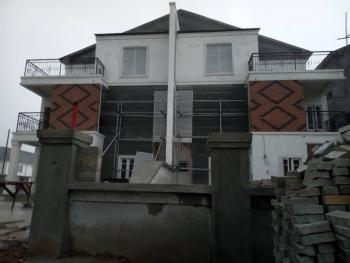 Brand New, Elegant and Modern Style 4 Bedroom Semi-detached House with Boys Quarter, G. U. Ake Road, Eliozu, Port Harcourt, Rivers, Semi-detached Duplex for Sale