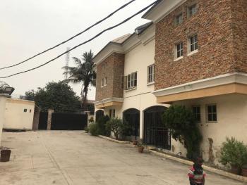 Very Lovely 3 Bedroom Townhouse with Bq, Jobabs Dare Street, Opebi, Ikeja, Lagos, Terraced Duplex for Rent