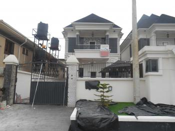 Nicely Finished 4 Bedroom Fully Detached Duplex with Bq for Sale in Osapa, Osapa, Lekki, Lagos, Detached Duplex for Sale