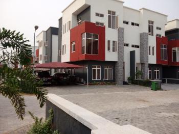 4 Bedroom Semi Detached Terrace, Vintage Park Estate 2, Oba Akinloye Way, Jakande, Lekki, Lagos, Terraced Duplex for Rent