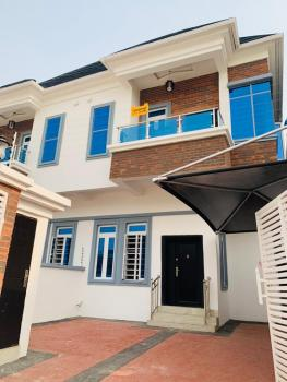Brilliant 4 Bedroom Semi Detached Duplex with a Bq, Oral Estate, Lekki, Lagos, Semi-detached Duplex for Sale