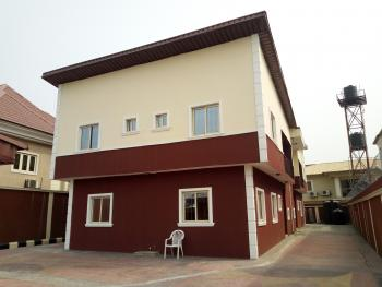 Well Finished Spacious 3 Bedroom Semi Detached Duplex, Double Long, Double Balcony, Airy, Serene Environment, Ample Parkings, Off Providence Street, Lekki Phase 1, Lekki, Lagos, Semi-detached Duplex for Rent