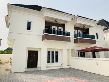 Spacious 4 Bedroom Semi Detached Duplex with a Bq, Westend Estate, Ikota Villa Estate, Lekki, Lagos, Semi-detached Duplex for Sale