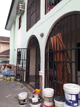 Spacious 3 Bedroom Flat, Pop Finishing with Visitors Toiled and Excellent Kitchen Cabinet Interlock Road, Royal View Estate, Opposite Maga Chicken, Ikota Villa Estate, Lekki, Lagos, Flat for Rent