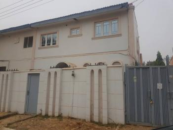 4 Bedroom Semi Detached Duplex with Bq, Kado Estate, Kado, Abuja, Semi-detached Duplex for Sale