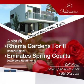Rhema Gardens , Behind Magodo (ii), Behind Magodo Phase 2, Isheri North, Lagos, Land for Sale