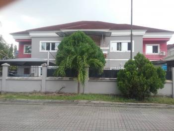 6 Bedroom Detached House +2room Bq + Swimming Pool, Green Area, Garage  on 840sqm Land, Road 12, Vgc, Lekki, Lagos, Detached Duplex for Sale
