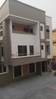 Newly Built 5 Bedroom Semi Detached Duplex,  All Rooms En Suits,  One Room Bq, Oniru, Victoria Island (vi), Lagos, Semi-detached Duplex for Rent