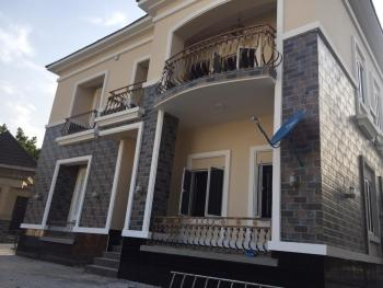 5 Bedroom Detached Duplex with 1 Study Room, 1 Sitting Room Up Stairs, 2 Sitting Room Downstairs, Kitchen and Guest Toilet & Dining, Maitama District, Abuja, Detached Duplex for Rent