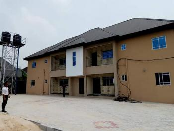 Luxury Newly Built Specious 2 Bedroom Flat with Modern Facilities in a Secured Neighborhood, Rukpokwu, Port Harcourt, Rivers, Flat for Rent