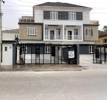 5 Bedroom Semi Detached House with a Penthouse, Osapa London, Lekki, Osapa, Lekki, Lagos, Semi-detached Duplex for Sale