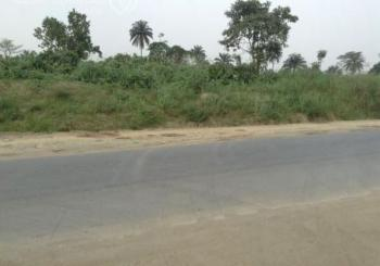 3 Plots of Land, Shell Flow Station Road, By Police Check Point, Airport Road, Rukpokwu, Port Harcourt, Rivers, Mixed-use Land for Sale