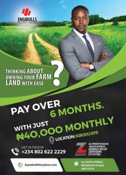 Cheap Farm Land, Epe, Lagos, Commercial Land for Sale