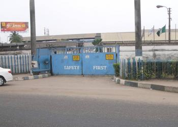 Iron Manufacturing Company, Ojuelegba, Surulere, Lagos, Factory for Sale