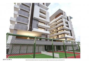 Brand New 4 Bedroom Apartment + 2 Maids Room, Mixed Used Zone, Banana Island, Ikoyi, Lagos, Flat for Sale