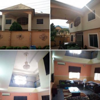 a Very Spacious Fully Detached 5 Bedroom Duplex with 3 Bedroom Detached Boys Quarter on a Land Measuring 650 Square Meters, Berger, Arepo, Ogun, Detached Duplex for Sale