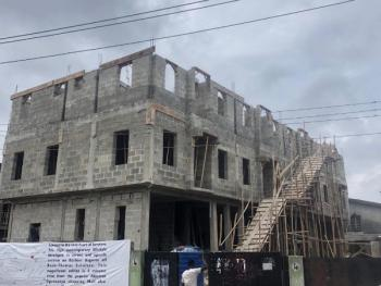 Brand New 4 (nos) of 4 Bedroom Terrace with One Room Boys Quarters, Basheer Augusto, Off Bode-thomas, Bode Thomas, Surulere, Lagos, Terraced Duplex for Sale
