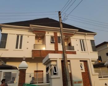 Beautiful 4 Bedroom Semi Detached Duplex, Idado, Lekki, Lagos, Semi-detached Duplex for Rent