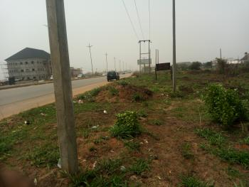 Five Plots Empty Land Fenced with Gate, Secured with C of O and Ideal for Quality Commercial Investment Purposes Like Hotels, Schools, Along Ever Busy Portharcourt Road, New Owerri, Owerri, Imo, Commercial Land for Sale