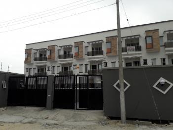 Brand New, 4 Bedroom Semi Detached Terrace Duplex + Bq, Thomas Estate, Ajah, Lagos, Terraced Duplex for Sale