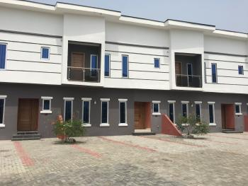 Newly Built and Well Finished 3 Bedroom Terrace Duplex with Bq, Orchid Road, Eleganza, Lekki Expressway, Lekki, Lagos, Terraced Duplex for Sale