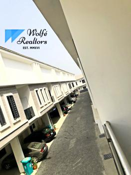 Off Plan Apartment: Luxury 3 Bedroom Terrace Apartment, Off Orchid Road, Lekki 2nd Toll Gate, Lekki, Lagos, Terraced Duplex for Sale
