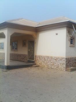 3 Bedroom All En Suit Clean and Spacious Bungalow to Rent in Apo, By Pent Estate, After Peace Court Estate  Apo, Apo, Abuja, Detached Bungalow for Rent