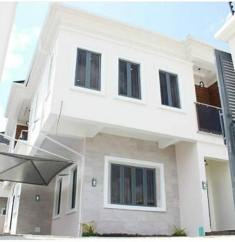 Luxury 5 Bedroom Fully Detached Duplex with Bq, Chevron, Lekki, Lagos, Detached Duplex for Rent
