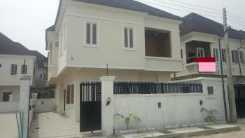 Brand New and Tastefully Finished 5 Bedroom Fully Detached Duplex with Bq, Chevron, Chevy View Estate, Lekki, Lagos, Detached Duplex for Sale