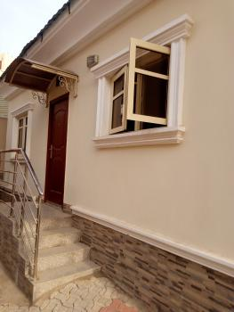 Serviced 1 Bedroom Flat with 2 Toilets and 24/7 Electricity, Off Ademola Adetokunbo Crescent, Wuse 2, Abuja, Flat for Rent