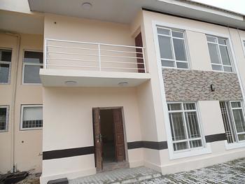 a Luxury 4 Bedroom Duplex, Pearl Nugar Estate, Sangotedo, Ajah, Lagos, House for Rent