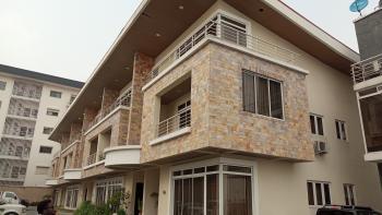 Luxury Four Bedroom Terrace, Lekki Phase 1, Lekki, Lagos, Terraced Duplex for Rent