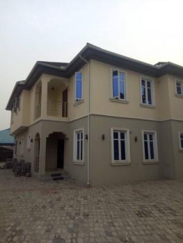 a Newly Built and Tastefully 2 Units of Tastefully Finished 3 Bedroom Detached Duplex with a Bq, Furnished Fitted Kitchen Etc, Oko-oba Gra Scheme One Estate, Oko-oba, Agege, Lagos, Detached Duplex for Rent