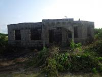 Uncompleted 4 Bedroom Bungalow With Extra Land In Front, , Ajah, Lagos, 4 Bedroom, 4 Toilets, 4 Baths House For Sale