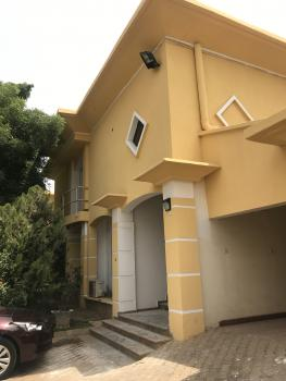 5 Bedroom Ambassadors Duplex with Bq with Standby Gen, Acs and Swimming Pool, Maitama District, Abuja, Detached Duplex for Rent