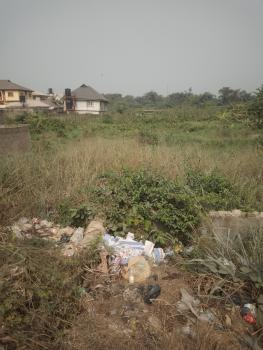 a Plot of Land Measuring *936.865sqmts* with an Approved Building Plan for 2 Wings of Duplex, Isheri North, Lagos, Mixed-use Land for Sale