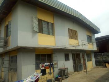 a Block of 4 Units of 2 Bedroom Each and 5 Bedroom Flat  on a Full Plot, Cele Agodo, Egbe, Lagos, Block of Flats for Sale