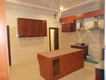 Lovely 4 Bedrooms, 2 Sitting Rooms + 2 Rooms Bq, Kado, Abuja, Semi-detached Duplex for Rent