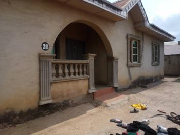 4 Bedroom Bungalow with 2 Bedrooms Bq, New Akala Expressway, Kaola, Elebu, Ibadan, Oyo, Detached Bungalow for Sale